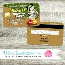 Safari Party Invitations Safari Birthday Invitations Peculiarsms Com
