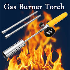 weed gr shrub garden kill burner kit handle ne gas torch with 2 x extensionpole stainless steel spray in welding torches from tools on