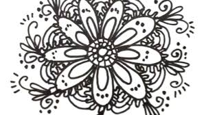 Cool Patterns To Draw Cool How To Draw Cool Designs Draw Flower Designs MAT YouTube