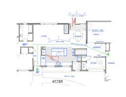 plans islands kitchen floor island walk pantry architecture
