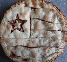 Happier Than A Pig In Mud As American As Apple Pie Patriotic Pie