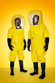 Image result for full hazard suit picture