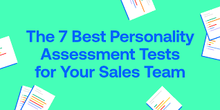 Looking for a color personality test? 7 Personality Assessment Tests For Your Sales Team