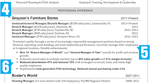 Notable Resume Summary Statement Examples Tags Professional