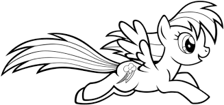 Just make sure you're working in srgb color mode. Download Cute Rainbow Dash Coloring Pages Png Image With No Background Pngkey Com