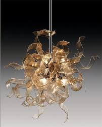 contemporary glass lighting. Andromeda Nastro Hanging Lamp Contemporary Glass Lighting By AndromedA Lamps N