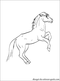 Disegni Cavallo Di Przewalski Da Colorare Disegni Da Colorare Gratis