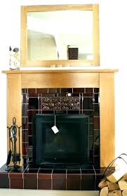 interior fireplace tile designs inviting renovating with a over brick design regarding 10 from fireplace