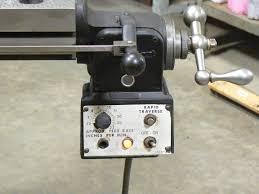 bridgeport 6f 8f powerfeed the machinery repair shop p1040325