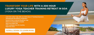 yoga teacher goa