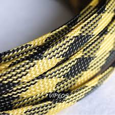 popular rca wiring harness buy cheap rca wiring harness lots from 3meter braided cable 8 15mm wiring harness loom protection sleeving black gold for diy