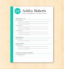 Modern Resume Template Free Download Unique Ms Word Resume Templates