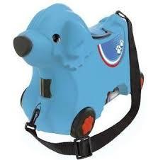 <b>Детский чемодан</b> на колесиках, синий, 55352 (<b>Big</b>) – ДетствоГрад