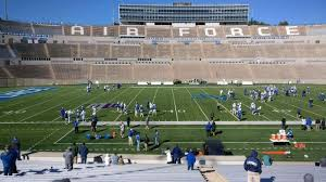 Air Force Football Seating Chart Falcon Stadium Section M22 Row Aa Seat 3 Air Force