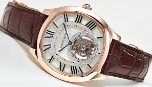 uk cheap drive de cartier replica watches brown leather uk cheap cartier drive de replica watches brown leather straps for men