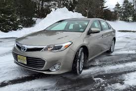 REVIEW: 2014 Toyota Avalon Hybrid - The Best of Both Worlds | BestRide