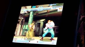 Street Fighter 3RD Strike Street Fighter Three On Mame Arcade ...