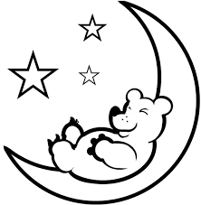 Small Picture Best Coloring Pages Stars Moons Gallery Amazing Printable