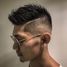 剃りこみstyle 刈り上げグラデーションからの剃りこみライン