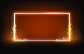 fire frame images free vectors stock