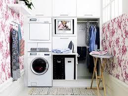 25 laundry design ideas 14 bright modern laundry room