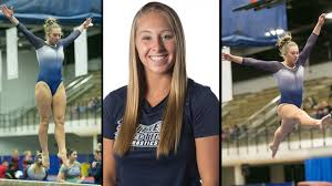 College gymnast Melanie Coleman dies following practice accident in  Connecticut - ABC30 Fresno