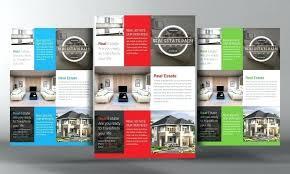 Real Estate Brochure Template Free Real Estate Flyer Template Free Real Estate Listing Flyer