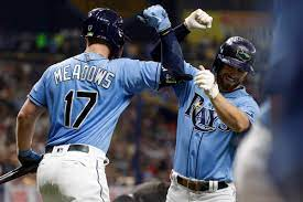 Seattle Mariners at Tampa Bay Rays ...