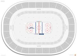 Keybank Center Detailed Seating Chart With Seat Numbers