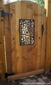 Small Picture 51 Diy Garden Gate Designs Wood Pallet Gate on Pinterest