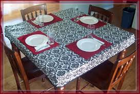 mosaic table cloth round 36 to 48 elastic edge fitted vinyl table cover vineyard stained glass
