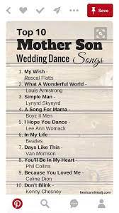 By dedicating a song and dance to her, you'll make her feel appreciated while ensuring. Mother Son In Law Dance Weddings Etiquette And Advice Wedding Forums Weddingwire