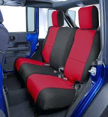 nfl car seat covers car seat covers all things jeep neoprene rear seat covers for jeep