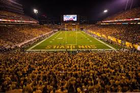 Frank Kush Field Seating Chart Power Of Our Brand I Am A Sun Devil