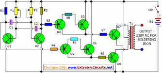 inverter circuit for ering iron community inverter circuit diagram for ering iron