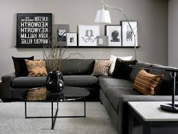 gray wall brown furniture. Gray Living Room Furniture Together With Glossy Brown Engineered Oak Laminate Hardwood Flooring Wall B
