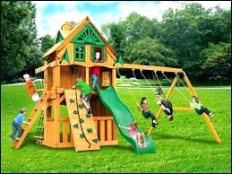 wood swing set playsets precious toddler sets com in wooden kits luxury home depot all cedar with outdoor