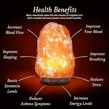 Benefits Of Himalayan Salt Lamps Inspiration Amazon Wuudi Natural Hand Carved Crystal Himalayan Rock Salt