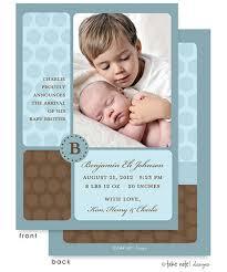 Sibling Birth Announcement Sibling Birth Announcement My Littles Birth Sibling Birth