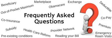red question mark faq keywords tered around image ask the experts search our