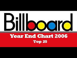 Billboard Charts 2006 Billboard Year End Chart 2006 Top 25 Gimihistorycharts