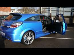 2009 Vauxhall Astra vxR 2.0T 240BHP Blue For Sale In Hampshire ...