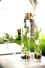 glass vase centerpiece mercury glass wedding centerpieces glass