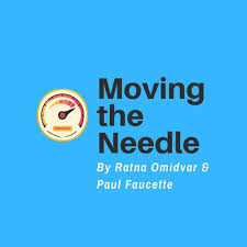 Episode 3: Strengthening the Charitable Sector with Hilary Pearson by  Moving the Needle - Podcast