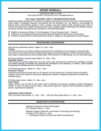 How To Write An Impressive Resume Free Resume Example And