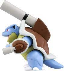 Takara Tomy Pokemon Monster Collection Moncolle EX ESP-14 Mega Blastoise  Tortank Turtok : Amazon.de: Spielzeug