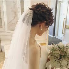 ティアラそれとも花冠色々なアイテムを使ったアレンジ Hair