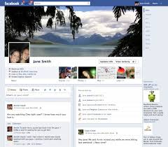 Sample Facebook Timeline REPORT Facebook Timeline spreads to Pages this month TechGeek 1