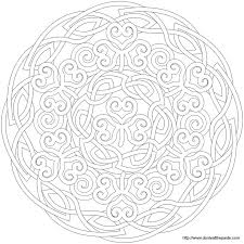 5d64defb64859e9fa8a0567dd9cab3d5 767 best images about coloring on pinterest dovers, mandala on 3 5 lemorian template
