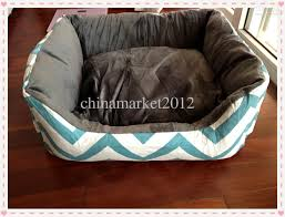 dog bed with removable cover. Plain With 2018 Cotton Canvas Pet Chevron Zig Zag Dog Bed House With Soft Fleece  Inside Removable Cover Mat Washable Four Colors From Chinamarket2012 2682  Dhgate DHgate